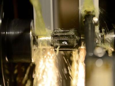 齿轮轴加工