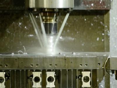 CNC壳体加工